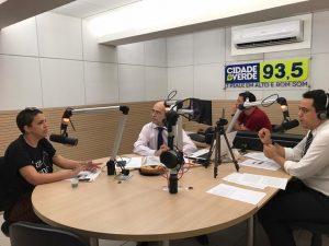 Luana Sena concede entrevista ao Acorda Piauí